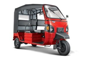 Mahindra E-alfa Mini Electric Rickshaw price in India