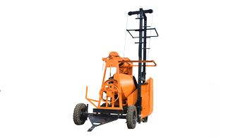 Safari Concrete Mixer cum Hoist (Lift) price in India