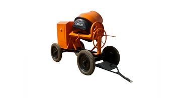 Safari Hand Feed Concrete Mixer price in India