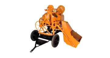 Safari Winch Concrete Mixer price in India