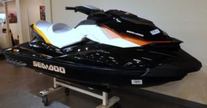 Sea Doo Jet Ski GTI SE 155 price List
