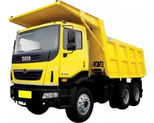 TATA Prima LX 2528.K Tipper price in India