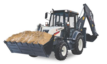 Terex TLB 818 S Backhoe Loader price in india