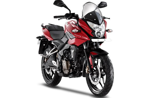 Bajaj Pulsar AS150 specifications