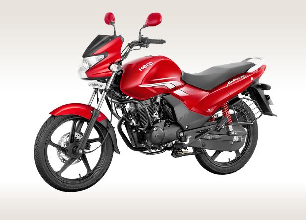 Hero Achiever 150 price list in India