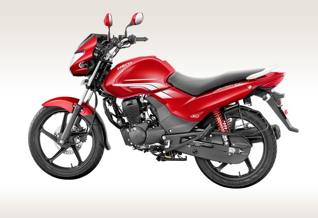 Hero Achiever 150 colors