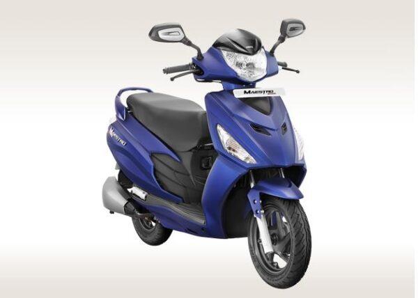 Hero Maestro EDGE Scooter price in India