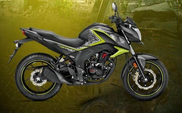 Honda CB Hornet 160R mileage per liter