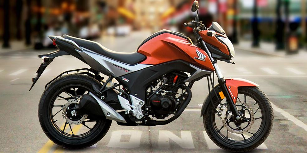 Honda CB Hornet 160R features