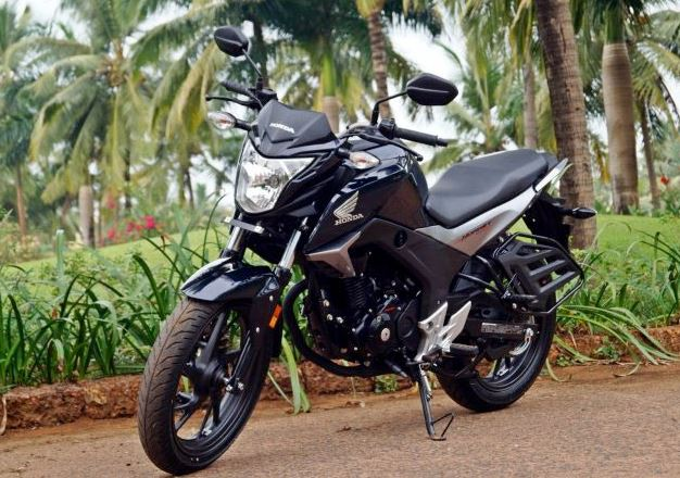 honda hornet 160r specification