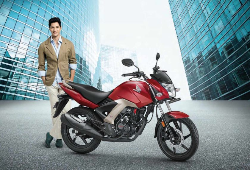Honda CB Unicorn 160 on road price list in india
