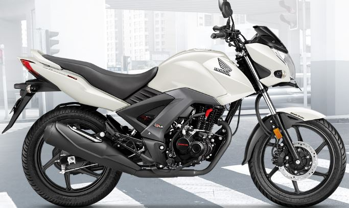 Honda CB Unicorn 160 bike color4