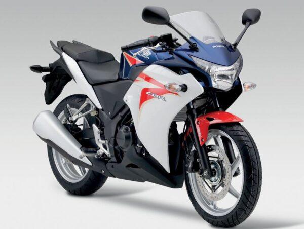 Honda CBR 250R price in India