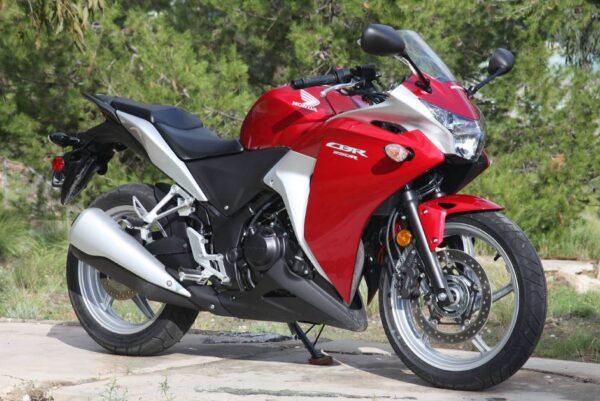 Honda CBR 250R images