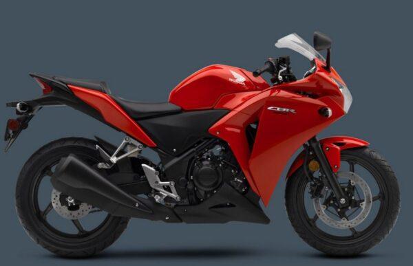 Honda CBR 250R mileage per liter