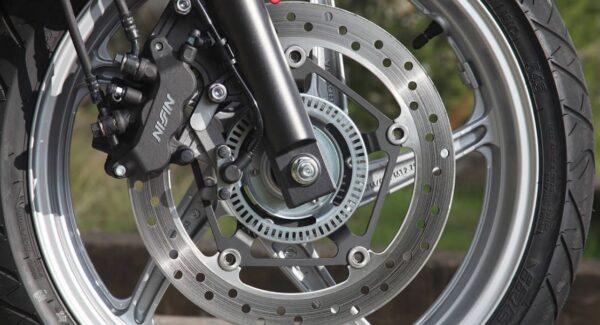 Honda CBR 250R Bike brakes