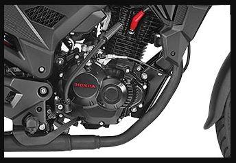 Honda X blade engine