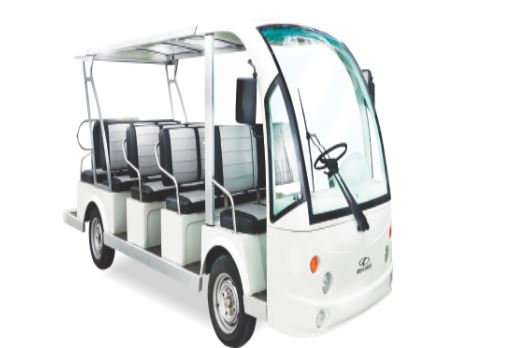 Kinetic 14 Seater Electric Mini Bus price