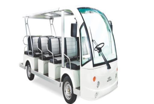 Kinetic 14 Seater Electric Mini Bus price