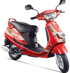 Mahindra Duro DZ scooter mileage