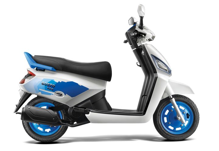 Mahindra Gusto 125 Scooter price in india
