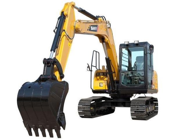 SANYSY80C-9 Small excavator Price in India