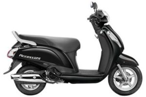Suzuki Access scooter mileage