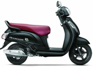 Suzuki Access Special Edition scooter mileage