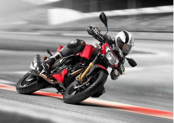 TVS Apache RTR 160 mileage