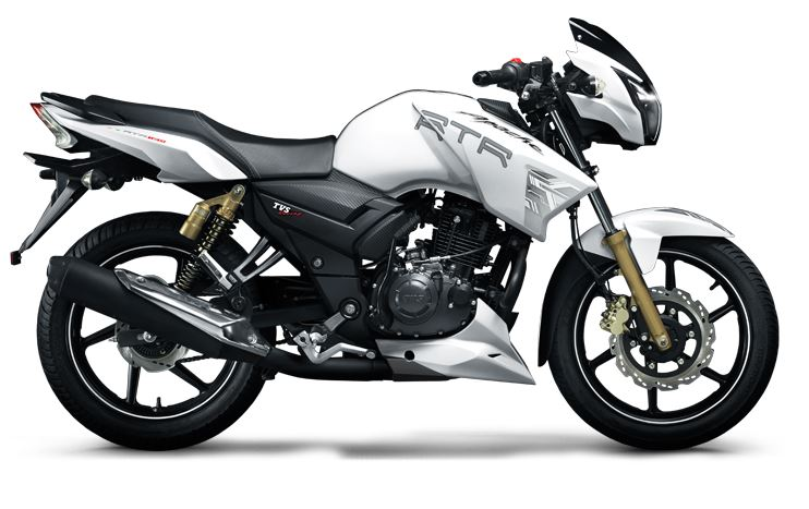 TVS Apache RTR 180 images