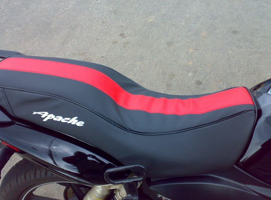 Wondrous Tvs Apache Rtr 180 Seat A2Z Pdpeps Interior Chair Design Pdpepsorg