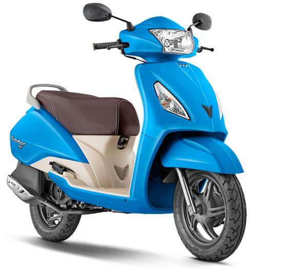 TVS Jupiter Scooter price in india