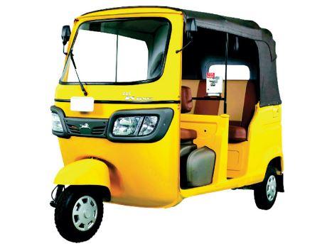 TVS King 4S Diesel Auto Rickshaw price list