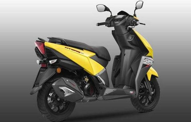 TVS NTORQ 125 Price List in India