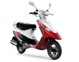 TVS Scooty Pep Plus scooter mileage