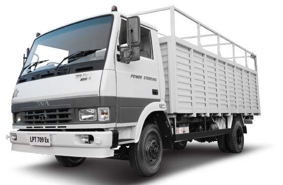 Tata LPT 709 Ex CNG Truck Price in india Specifications & Features