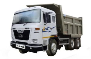 AMW  2518 TP Tipper price in India