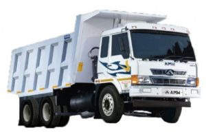 AMW  2523 TP Rock Body Tipper price in india