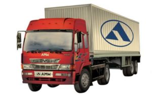 AMW 3518 TR cab Price in India
