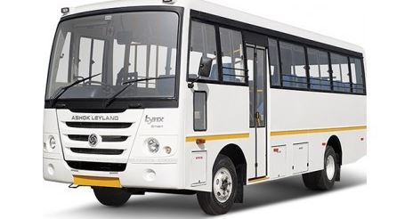 Ashok Leyland Smart 5200 - 42 PLUS DRIVER STD 2x2 Staff Bus BS4 price