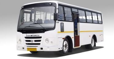 Ashok Leyland Strong 4200 - 37 PLUS DRIVER STD 3x2 Staff Bus BS4 price
