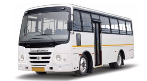 Ashok Leyland Strong 4900 - 47 PLUS DRIVER STD 3x2 Staff Bus BS4 price