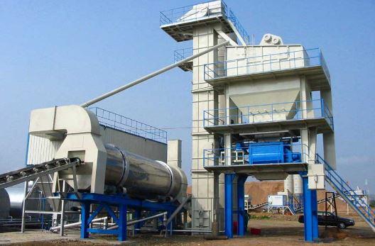 Asphalt Mixing Plant Road Construction Equipment
