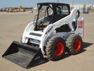 Bobcat S185 Skid Steer loader price