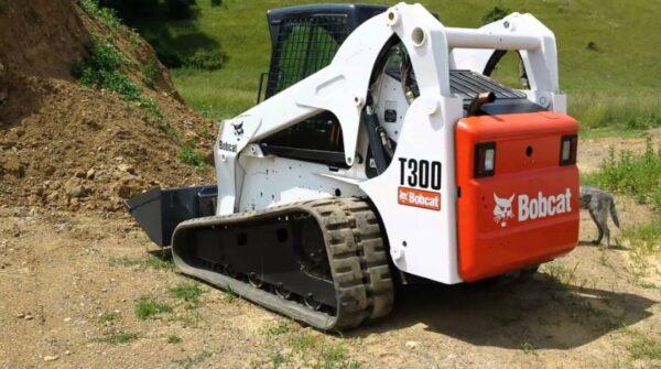 Bobcat T300 Compact Track Loader
