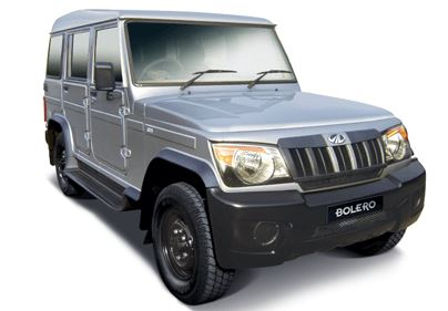 Mahindra Bolero DI Price in India