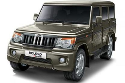 Mahindra Bolero Power + SLE Price in India