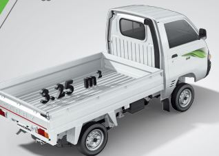 Maruti Suzuki Super Carry CNG Light commercial vehicle dimensions