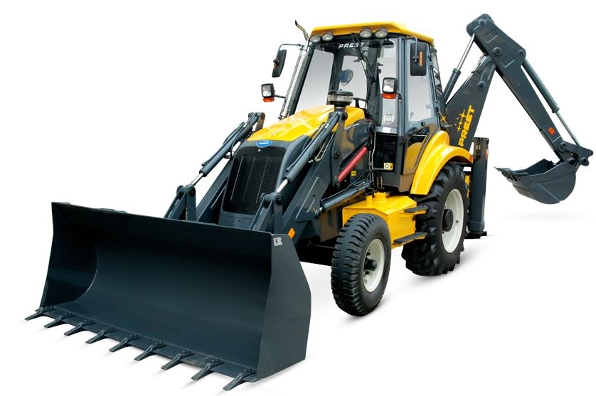 Preet backhoe Loader price specs