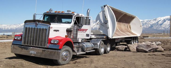 Side Dump Trucks